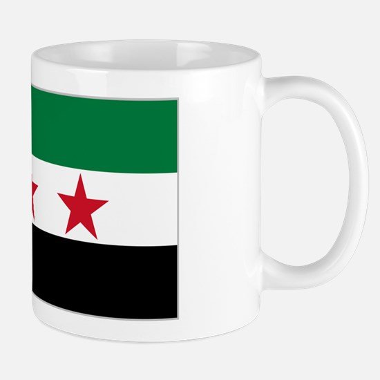 Syrian National Coalition Flag Mug
