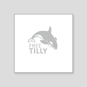 Free Tilly Sticker