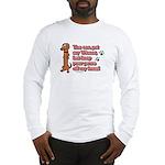 You Can Pet My Wiener! Long Sleeve T-Shirt