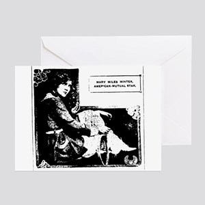 Mary Miles Minter Greeting Cards (Pk of 10)