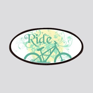 Get a ride Biking Patches