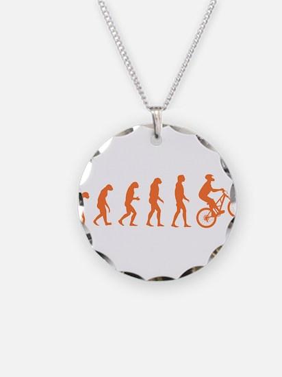 Evolution Biking Necklace