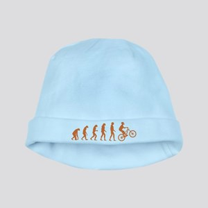 Evolution Biking baby hat