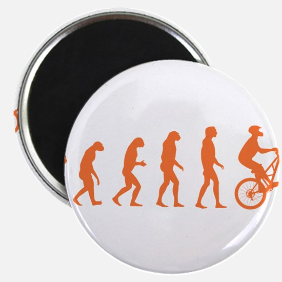Evolution Biking Magnet