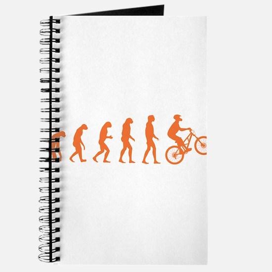 Evolution Biking Journal