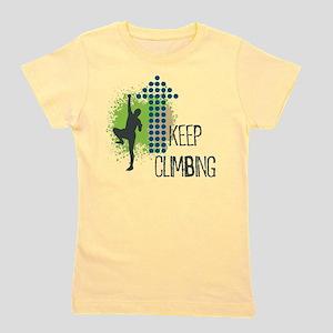 Keep climbing Girl's Tee