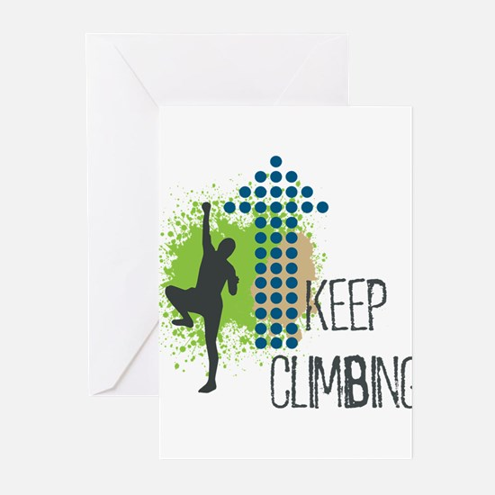 Keep climbing Greeting Cards (Pk of 20)