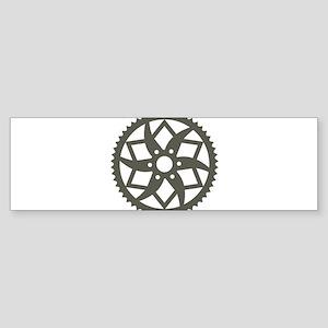 Bike chainring Sticker (Bumper)