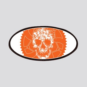 Chainring skull Patches