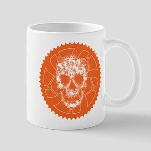 Chainring skull Mug