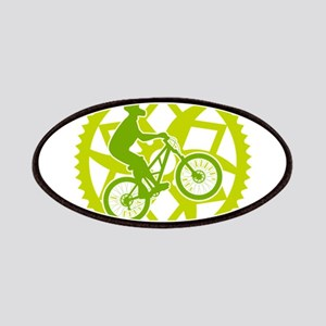 Biker chainring Patches