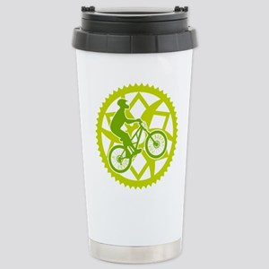 Biker chainring Stainless Steel Travel Mug