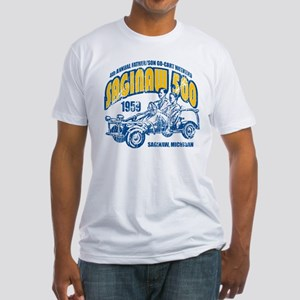 Saginaw 500 Fitted T-Shirt