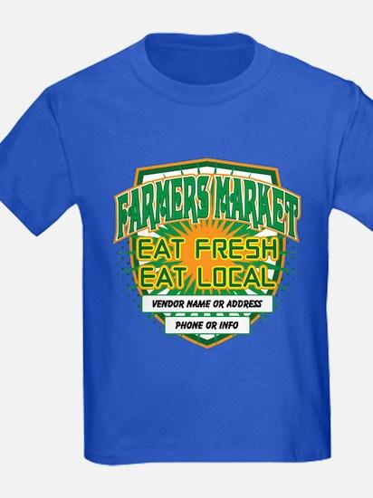 Personalized Farmers Market T