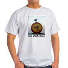 Civil Disobedience Light T-Shirt