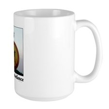 Civil Disobedience Large Mug