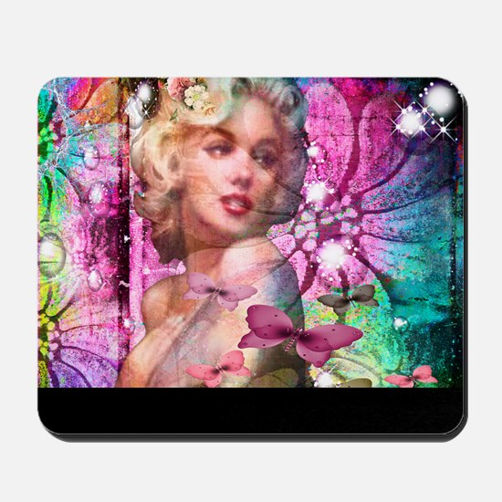 The look of Love Mousepad