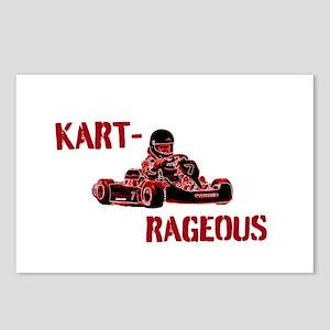 Kart-Rageous Postcards (Package of 8)