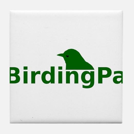 Birdingpal Tile Coaster