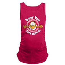Love You This Much! Maternity Tank Top