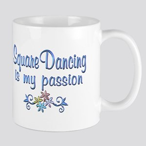 Square Dancing Passion Mug