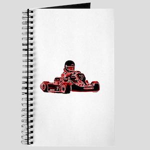 RED RACER Journal