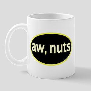 Aw, nuts Mug