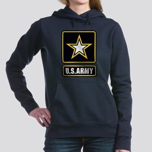 U.S. Army Star Logo Hooded Sweatshirt