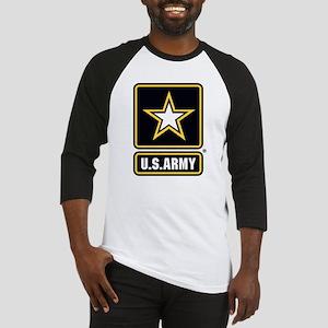 U.S. Army Star Logo Baseball Jersey