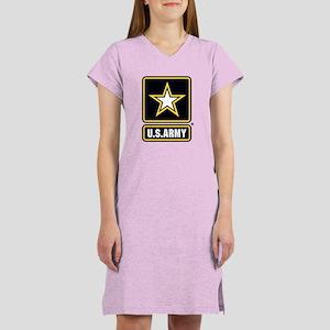 U.S. Army Star Logo Women's Nightshirt