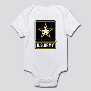 U.S. Army Star Logo Infant Bodysuit