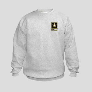 U.S. Army Star Logo Kids Sweatshirt