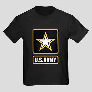 U.S. Army Star Logo Kids Dark T-Shirt