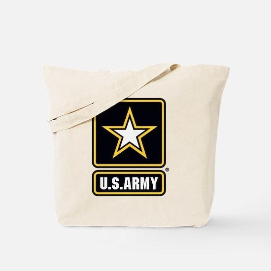 U.S. Army Star Logo Tote Bag
