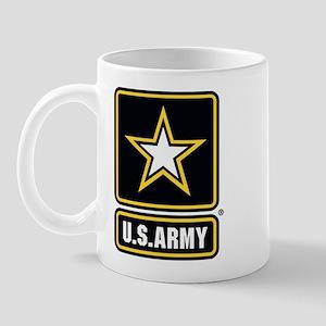 U.S. Army Star Logo Mug