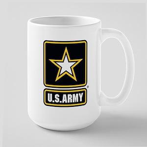 U.S. Army Star Logo Large Mug