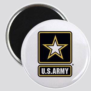 U.S. Army Star Logo Magnet