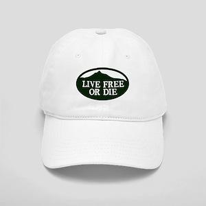 Live Free or Die Baseball Cap