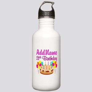 DAZZLING 21ST Stainless Water Bottle 1.0L