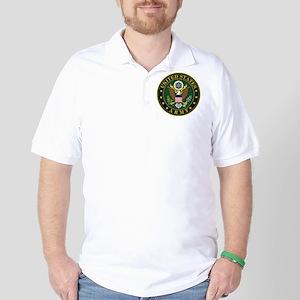 U.S. Army Symbol Golf Shirt