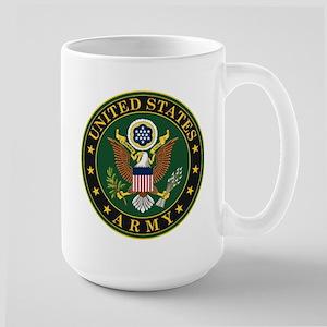 U.S. Army Symbol Large Mug