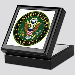 U.S. Army Symbol Keepsake Box