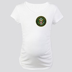 U.S. Army Symbol Maternity T-Shirt