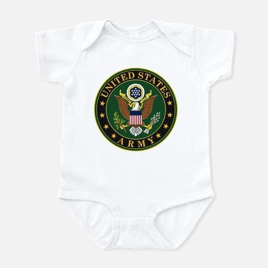 U.S. Army Symbol Infant Bodysuit
