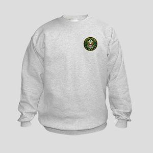 U.S. Army Symbol Kids Sweatshirt