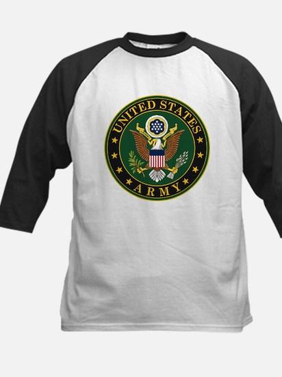 U.S. Army Symbol Kids Baseball Jersey