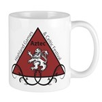 Aztec Highland Celtic Festival Logo Mugs