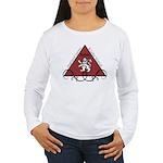 Aztec Highland Celtic Festival Logo Long Sleeve T-