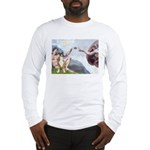 Creation of the Boxer Long Sleeve T-Shirt