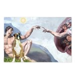 Creation of the Boxer Postcards (Package of 8)